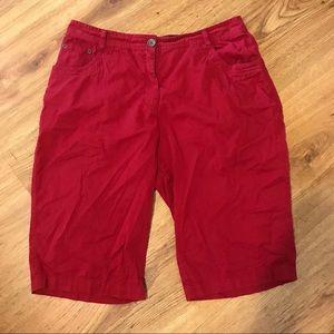 (3 for $20) Croft & Barrow Bermuda Shorts